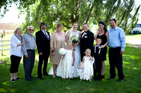 Conover Family/Wedding Party